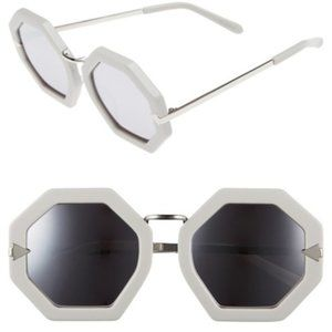 Karen Walker Moon Disco Sunglasses Mirror 53mm OS